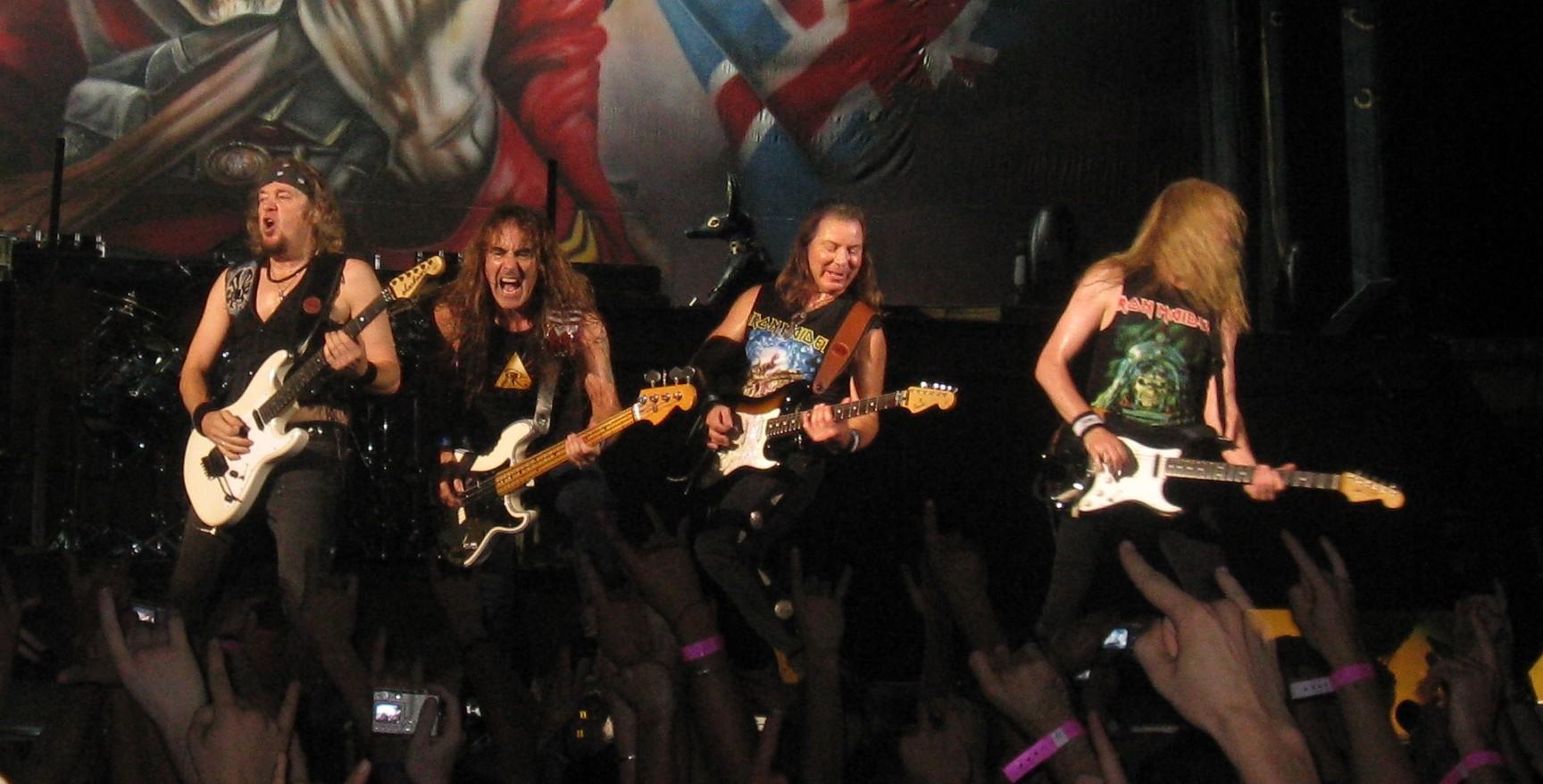 アイアン メイデン:トルーパー 4.7%  Iron Maiden:TROOPER